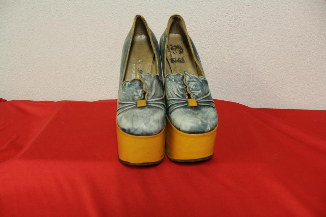 A Pair of Dreca High Heels