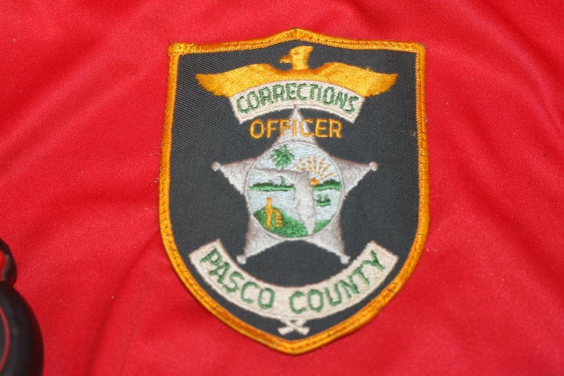 A Corrections Officer Patch