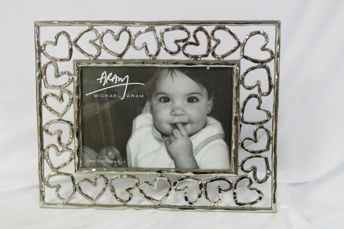 A Michael Aram Picture Frame