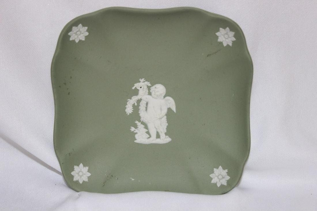 An English Ceramic Wedgwood Jasperware Pin Dish
