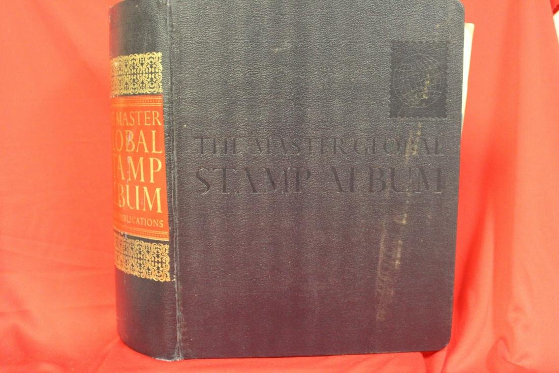 The Master Global Stamp Album