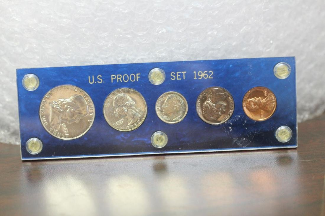A 1962 US Mint Set