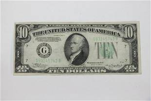 A 1934 1000 Note