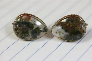 A Pair of Gold Filled Earrings
