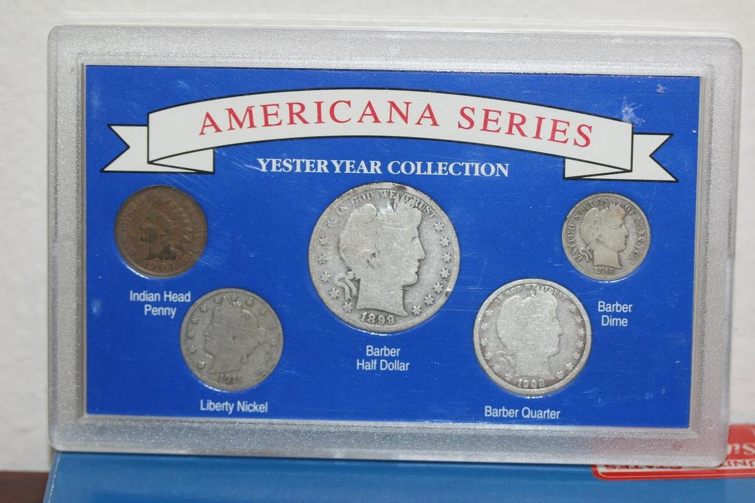 Americana Series Yesteryear Collection