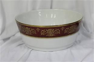 A Richelieu Large Porcelain Bowl