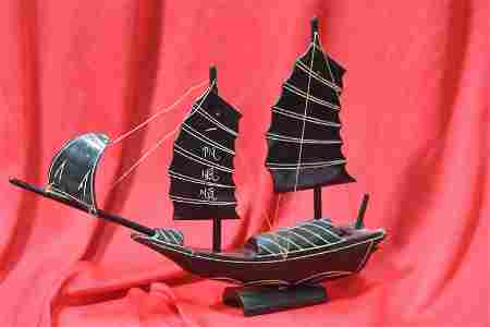 A Horn Boat