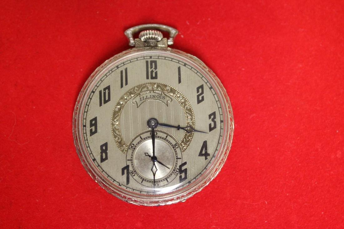 An Illinois Pocket Watch
