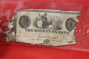 An 1850s Obsolete Note