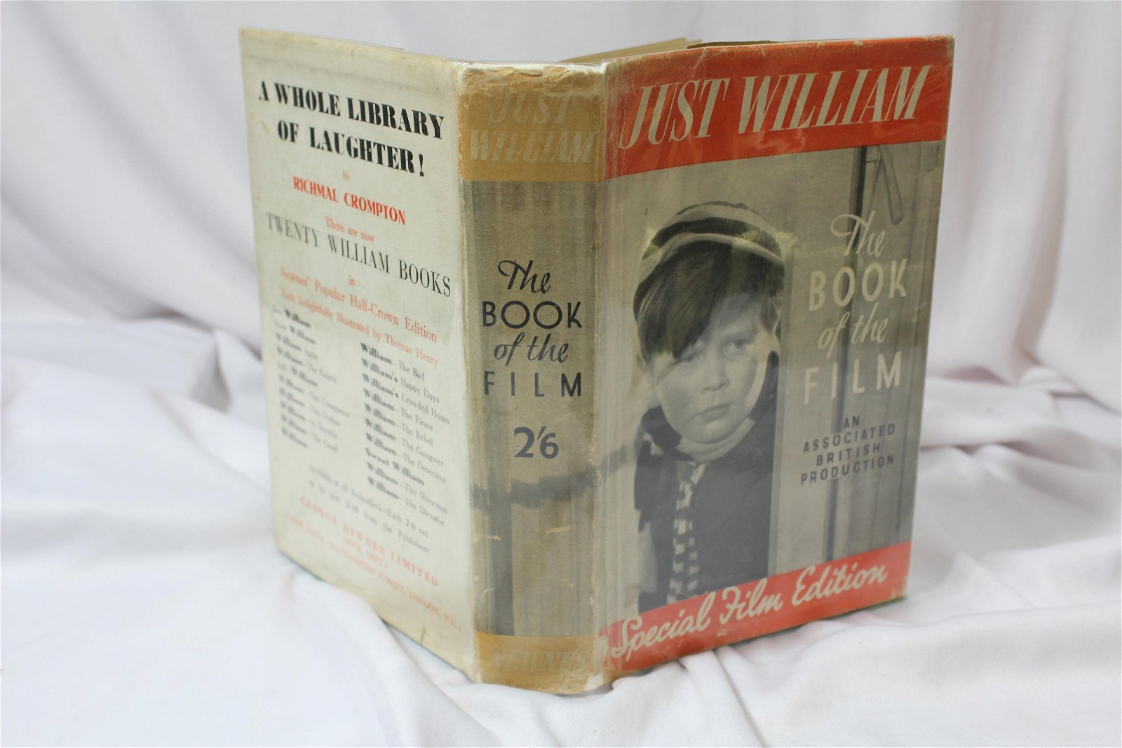 """Just William"" - The Book of the Film"