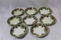 Set of 8 Dunn Bennett and Company Sauce Dishes