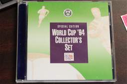 Special Edition World Cup 94 Collector's Set