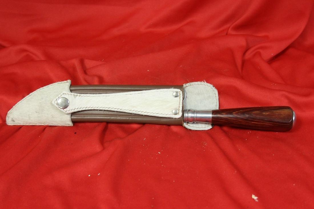 A Gaucho Knife