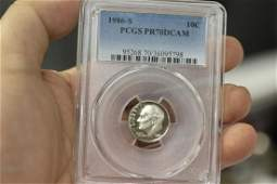 A PCGS Graded Roosevelt Dime