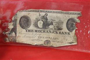 An 1850's Obsolete Note