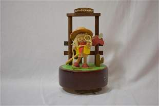 "Hummel Werk - ""Dan's Kids"" Music Box"