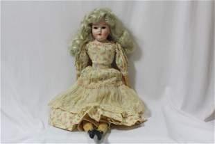A Vintage/Antique German? Doll