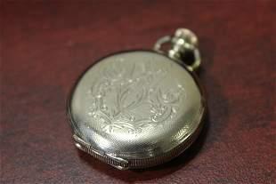 A Waltham Gold Filled Pocket Watch