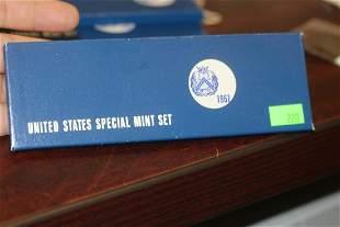 A 1967 US Mint Set