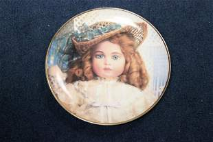 A Hanau Doll Museum Collector's Plate