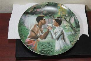 The King and I - Collector's Plate