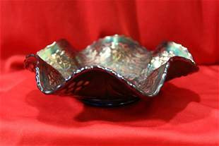 A Carnival Glass Bowl