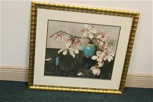 A Decorative Framed Print