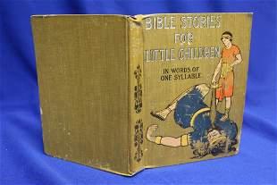 Hardcover Book: Bible Stories for Little Children