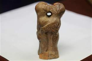 A Precolumbian? Figure