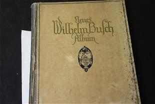 A German Book on Wilhelm Busch - Album