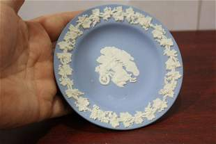 A Small Wedgwood Plate