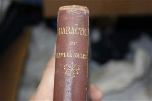 Character by Samuel Smiles - Hardcover Book