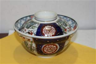 A Japanese Rice or Soup Bowl
