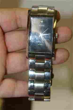 A Guess Steel Watch
