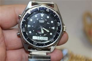 A Casio Watch
