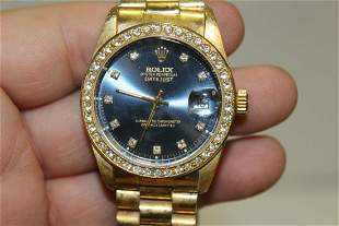 A Reproduction Rolex Watch