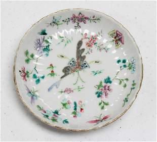 Qing Dynasty Small Dish