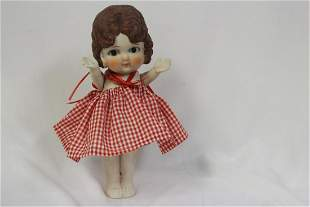 A Joint Bisque Doll