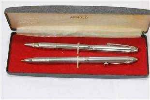 A Pen and Pencil Set