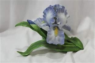 A Lenox Ceramic Flower