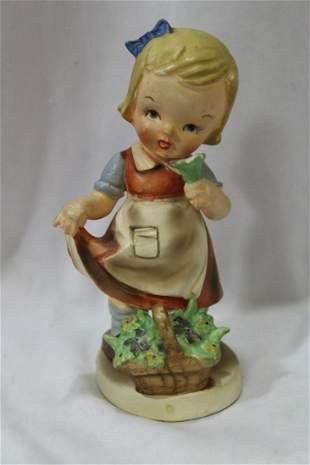 A Hummel-Style Figurine