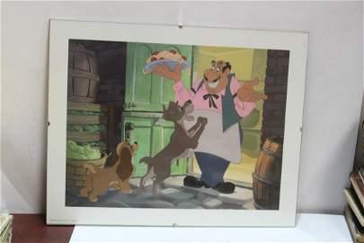 A Disney Print