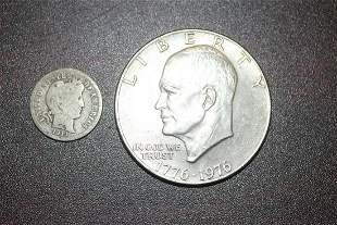 A Lot of 2 Coins