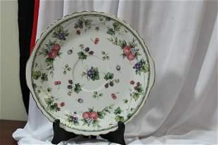 A Decorative Plate