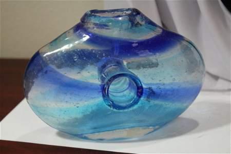 An Artglass Vase