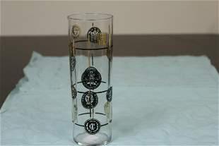 A Retro Glass Tumbler
