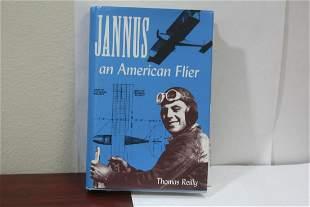 Hardcover Book: Jannus, an American Flier