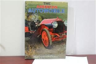 Hardcover Book: The American Automobile
