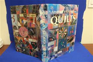 Hardcover Book: America's Glorious Quilts