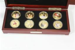 Commemorative Coin Set of Pope John Paul II